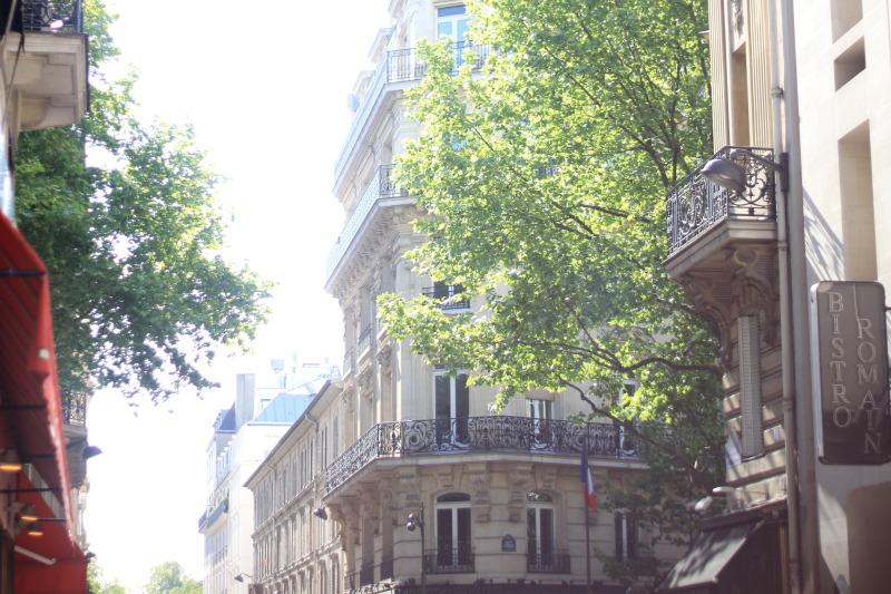 Au revoir Paris, à  la prochaine