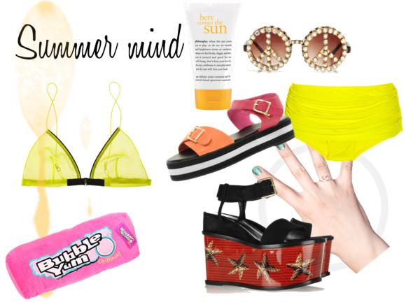 {Mood} Summer