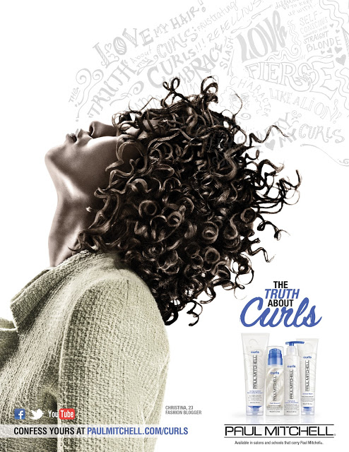{Paul Mitchell} The Truth About Curls