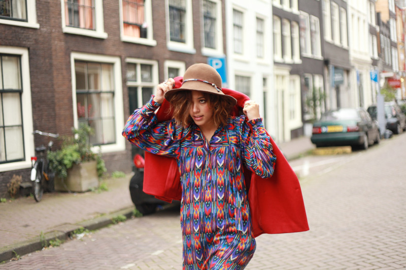 {Amsterdam Diary} Through the streets