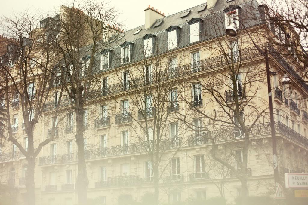 { Paris} Le jardin