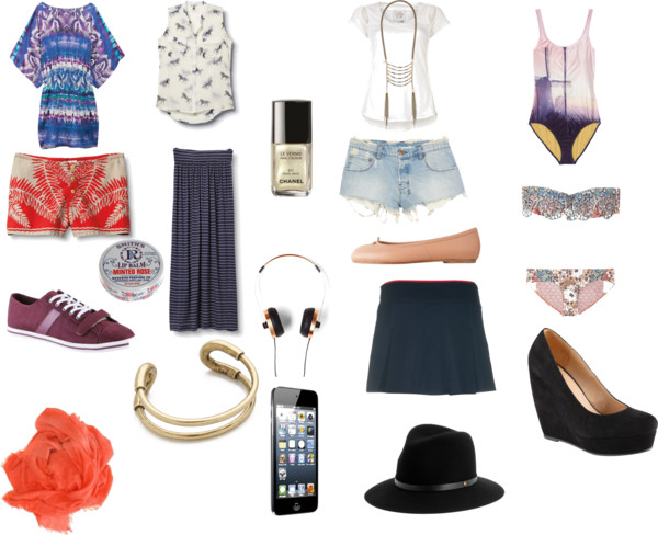 Packing for the Coachella Cruise with Call It Spring