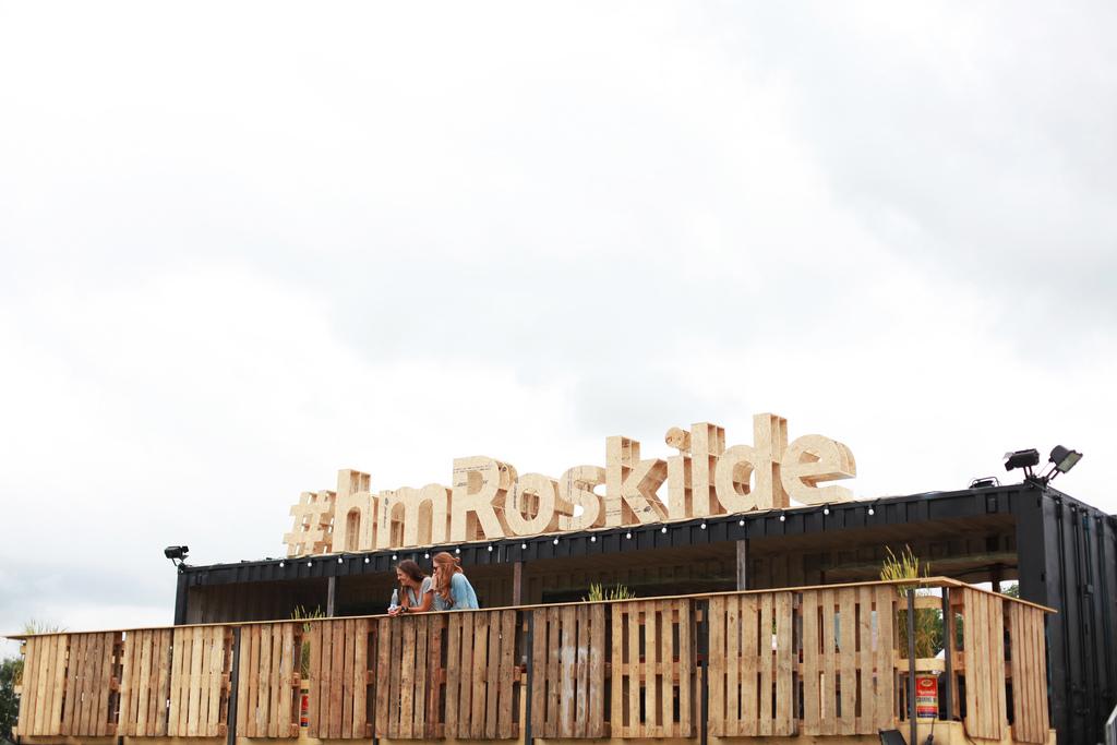 {Roskilde Festival}: H&M Loves Music…a lot