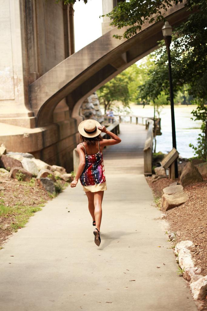 {South Carolina} By the River