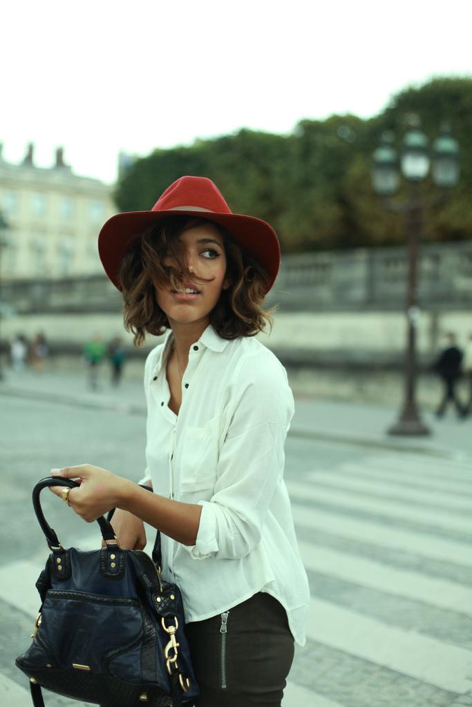 Ending summer in Paris