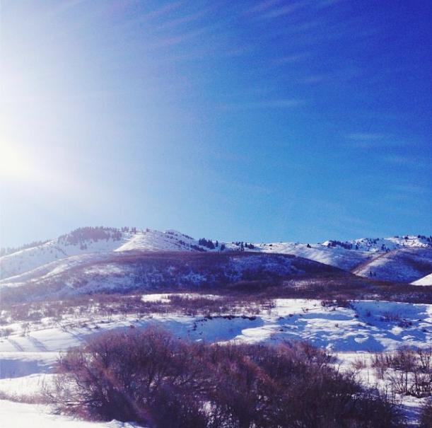 My life according to Instagram: Sundance