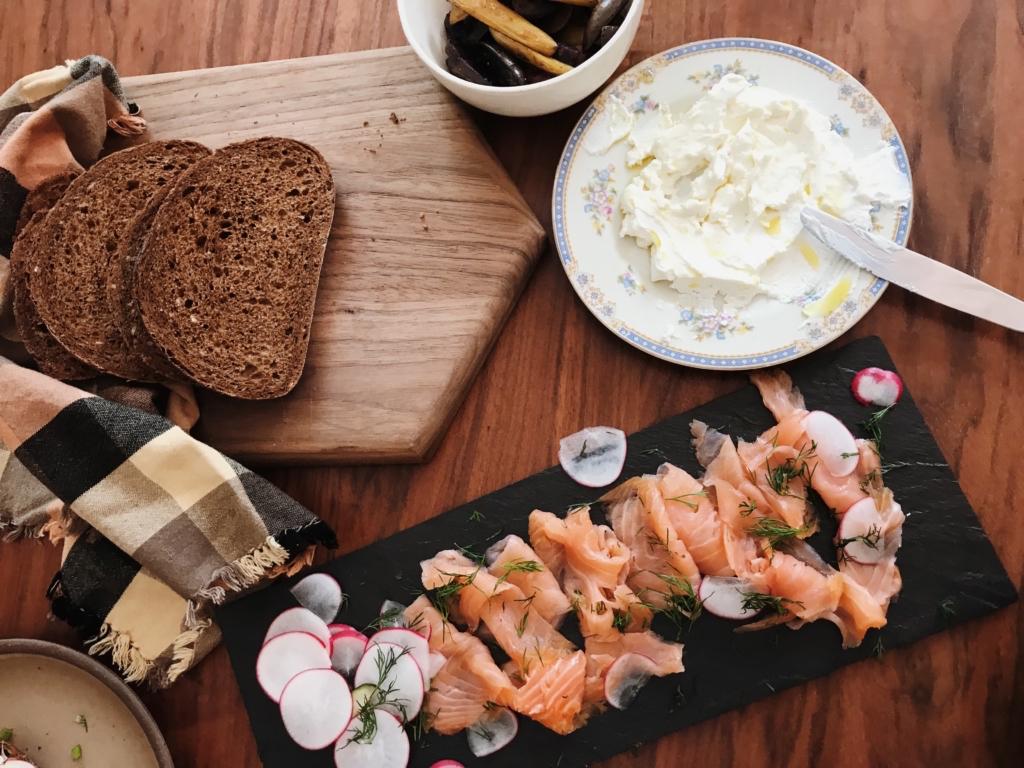 Recipe: Sunday Salmon Spread