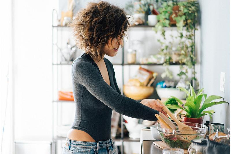 Recipe: The Everything salad | Paprika Cauliflower